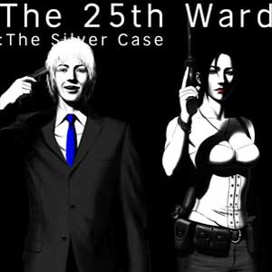The 25th Ward The Silver Case PS4 Code Price Comparison