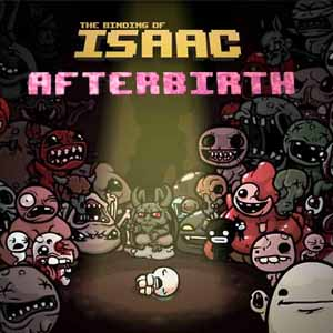 The Binding Of Isaac Afterbirth PS4 Code Price Comparison
