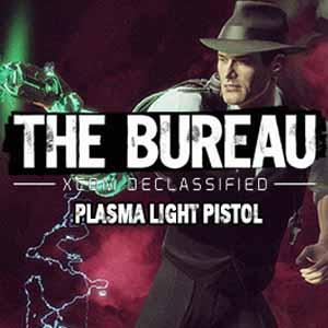 The Bureau XCOM Declassified Light Plasma Pistol