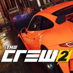The Crew 2 PS4 Code Price Comparison