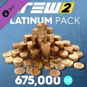 The Crew 2 Platinum Crew Credits Pack