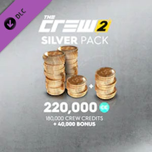 The Crew 2 Silver Crew Credits Pack