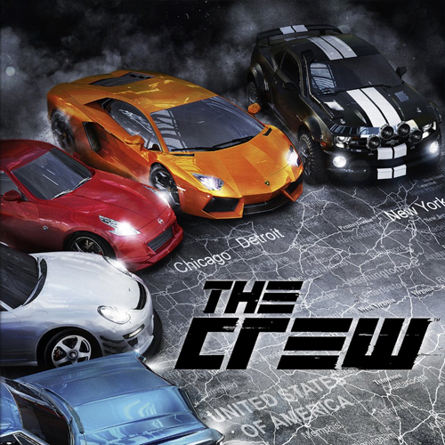The Crew Xbox 360 Code Price Comparison