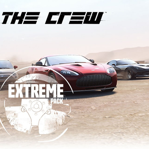 The Crew Extreme Car Pack