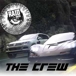 The Crew Raid Car Pack Digital Download Price Comparison