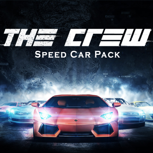 The Crew Speed Car Pack Digital Download Price Comparison