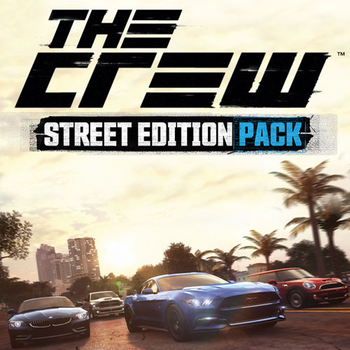 The Crew Street Edition Pack Digital Download Price Comparison