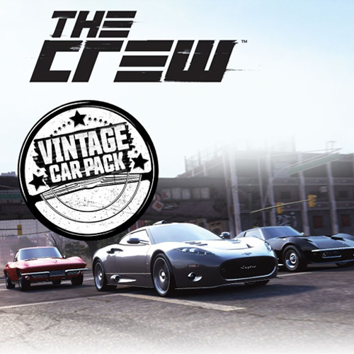 The Crew Vintage Car Pack Digital Download Price Comparison