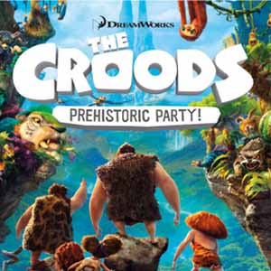 Buy The Croods Prehistoric Party Nintendo Wii U Download Code Compare Prices