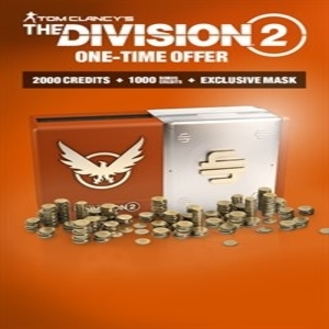 The Division 2 One-Time Offer Pack
