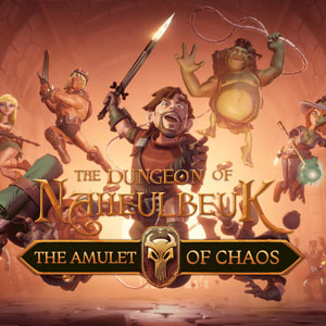 The Dungeon of Naheulbeuk The Amulet of Chaos Ps4 Price Comparison