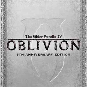 The Elder Scrolls 4 Oblivion 5th Anniversary Edition Xbox 360 Code Price Comparison