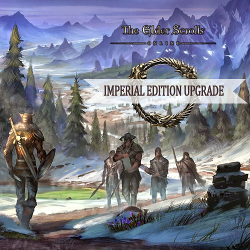 The Elder Scrolls Online Imperial Edition Upgrade Digital Download Price Comparison