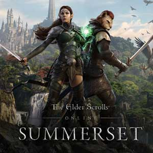 The Elder Scrolls Online Summerset Ps4 Digital & Box Price Comparison