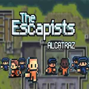 The Escapists Alcatraz Digital Download Price Comparison