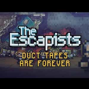 The Escapists Duct Tapes are Forever Digital Download Price Comparison