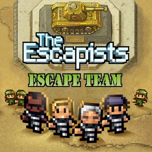 The Escapists Escape Team
