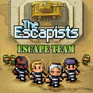 The Escapists Escape Team Digital Download Price Comparison