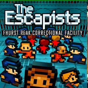 The Escapists Fhurst Peak Correctional Facility Digital Download Price Comparison