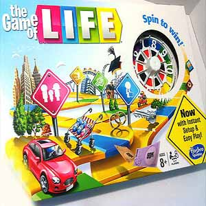 THE GAME OF LIFE Spin to Win Digital Download Price Comparison