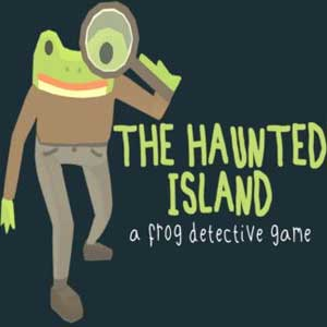 The Haunted Island, a Frog Detective Game Digital Download Price Comparison