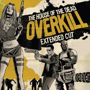 The House Of The Dead Overkill Ps3 Code Price Comparison