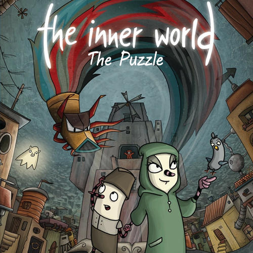The Inner World The Puzzle Digital Download Price Comparison