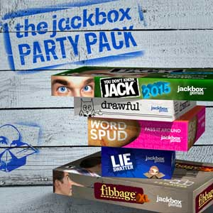 The Jackbox Party Pack Digital Download Price Comparison