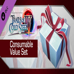 The Legend of Heroes Trails of Cold Steel 4 Consumable Value Set