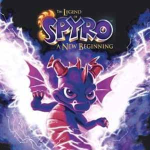 The Legend of Spyro Dawn of the Dragon XBox 360 Code Price Comparison