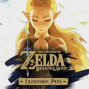 The Legend of Zelda Breath of the Wild Expansion Pass Nintendo Switch Cheap - Price Comparison