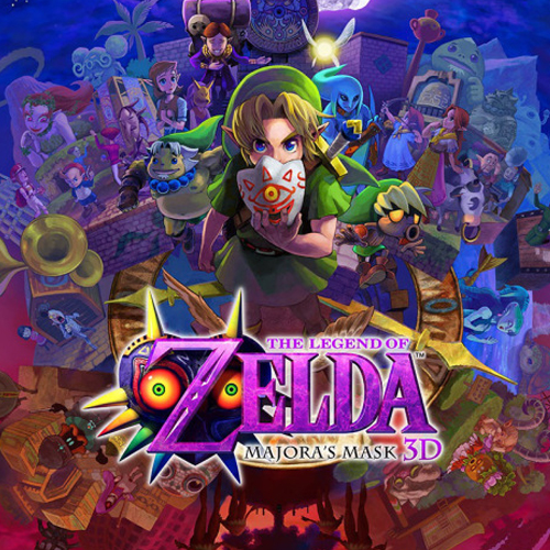 Buy The Legend Of Zelda Majora's Mask Nintendo 3DS Download Code Compare Prices