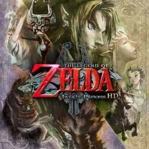Buy The Legend of Zelda Twilight Princess HD Nintendo Wii U Download Code Compare Prices