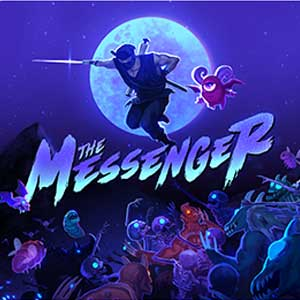 The Messenger Ps4 Digital & Box Price Comparison