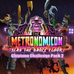 The Metronomicon Chiptune Challenge Pack 2