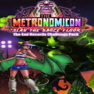 The Metronomicon The End Records Challenge Pack