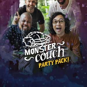 The Monster Couch Party Pack Ps4 Digital & Box Price Comparison