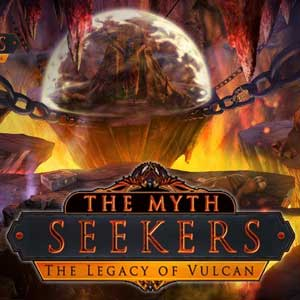 The Myth Seekers The Legacy of Vulcan