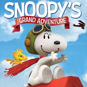 The Peanuts Movie Snoopys Grand Adventure PS4 Code Price Comparison