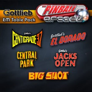The Pinball Arcade Gottlieb EM Table Pack