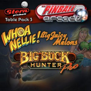 The Pinball Arcade Stern Pack 3