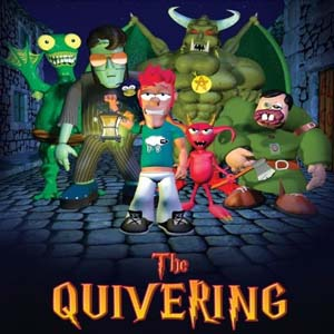 The Quivering Digital Download Price Comparison