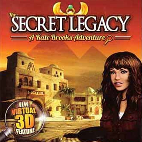 The Secret Legacy A Kate Brooks Adventure Digital Download Price Comparison