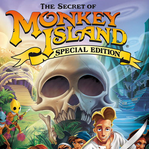 Secret of monkey island, the, the secret of monkey island.