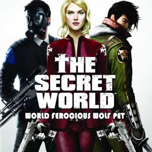 The Secret World Ferocious Wolf Pet Digital Download Price Comparison
