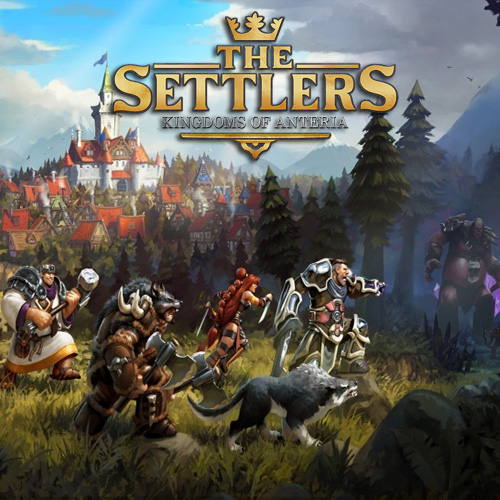 The Settlers 8 Kingdoms of Anteria Digital Download Price Comparison