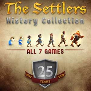 The Settlers History Collection Digital Download Price Comparison