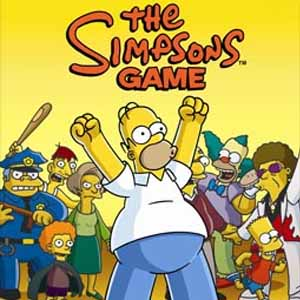 The Simpsons Game XBox 360 Code Price Comparison