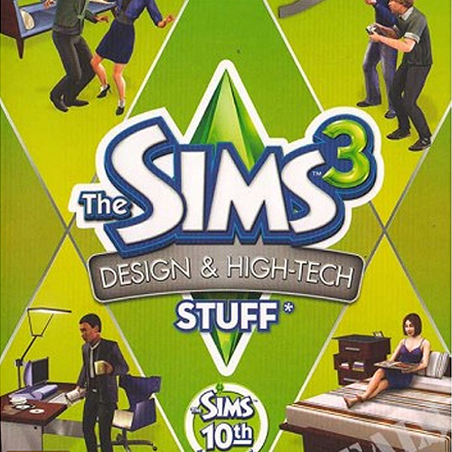 The Sims 3 Design and Hi-Tech Stuff Digital Download Price Comparison