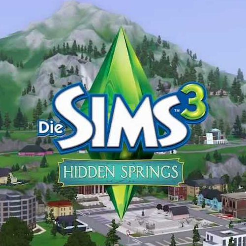 The Sims 3 Hidden Springs Digital Download Price Comparison